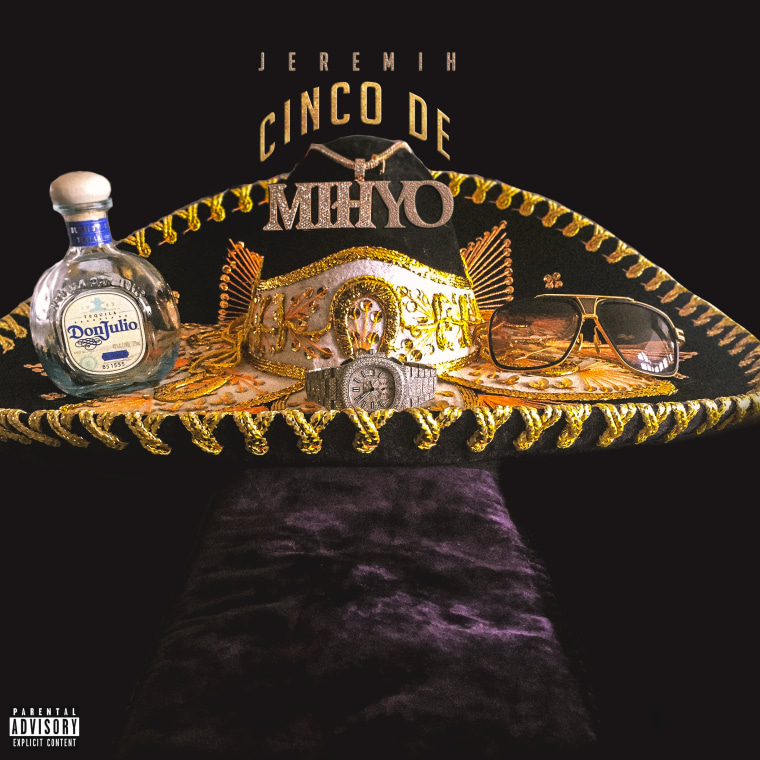 Listen To Jeremih's Surprise EP <i>Cinco De MihYo</i>