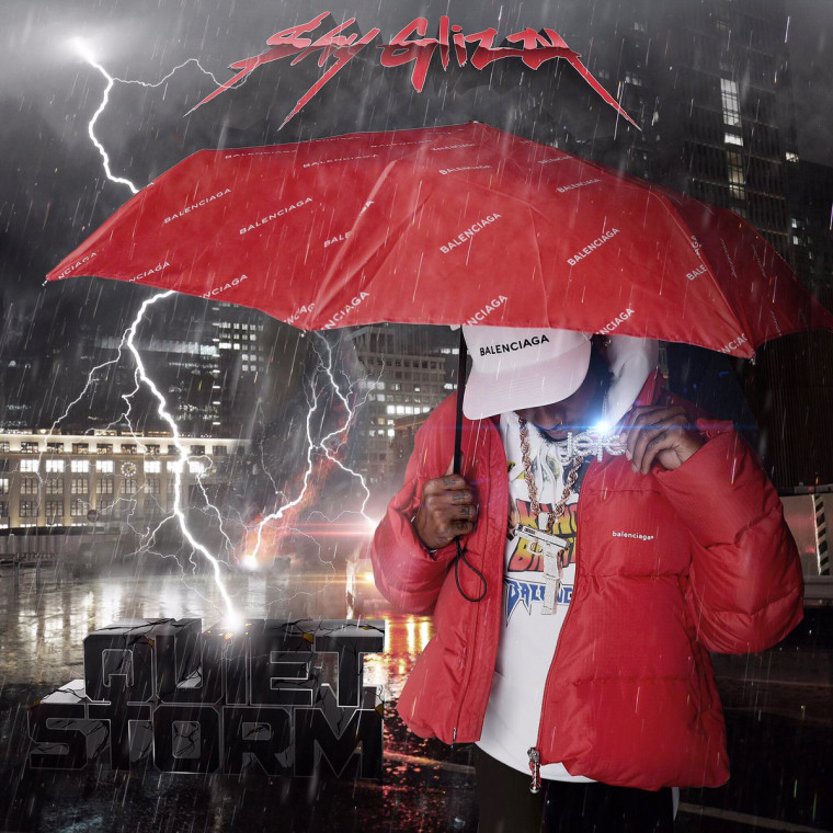 Listen to Shy Glizzy's <i>Quiet Storm</i> project