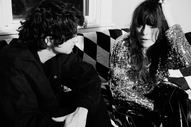 Plunge into Beach House's <i>7</i> with their animated album visualizer.