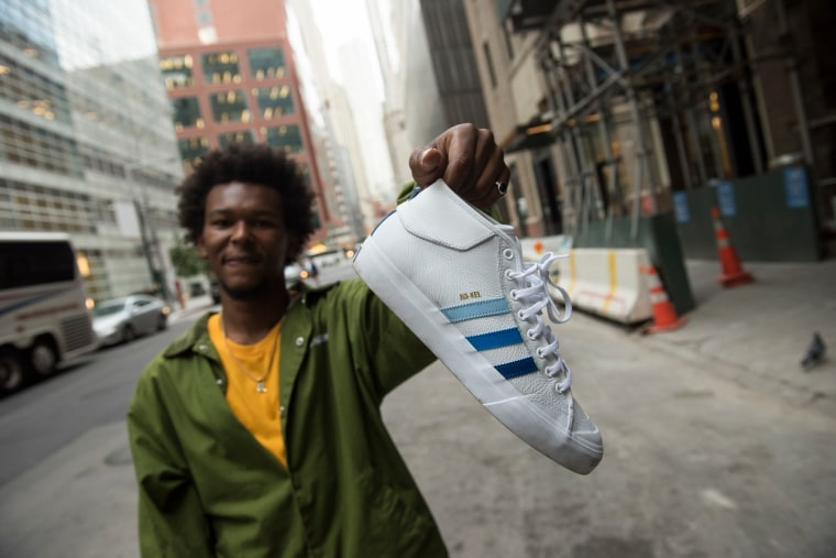 How Pro Skater Na-Kel Smith Got His Own Adidas Matchcourt Mid