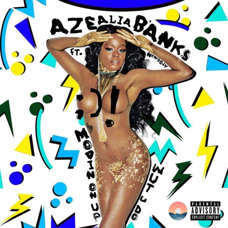 "Azealia Banks drops ""Movin' On Up"""
