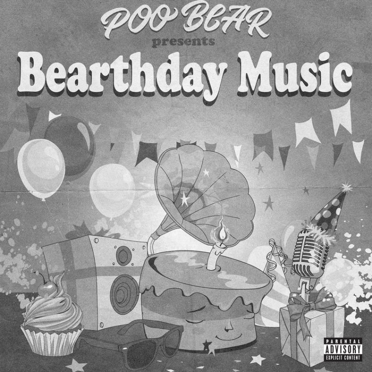 "Poo Bear links up with Justin Bieber and Jay Electronica for ""Hard 2 Face Reality"""