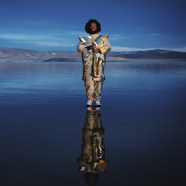 Image result for Kamasi Washington - Heaven And Earth (Young Turks) $51.99