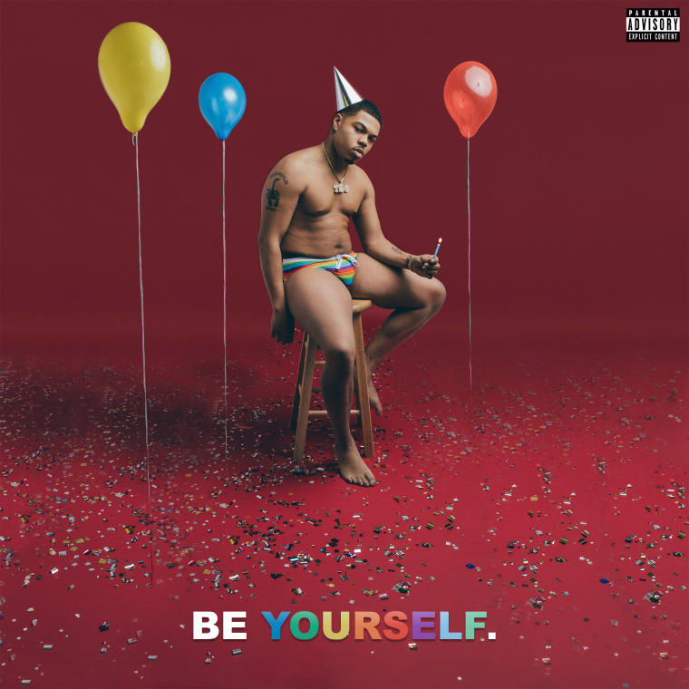 Listen to Taylor Bennett's <i>Be Yourself</i> EP