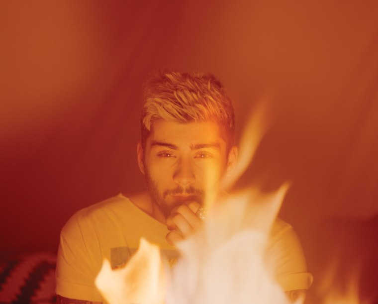 Zayn Malik Will Join With <i>Law & Order</i> Creator For Scripted Boy Band TV Show
