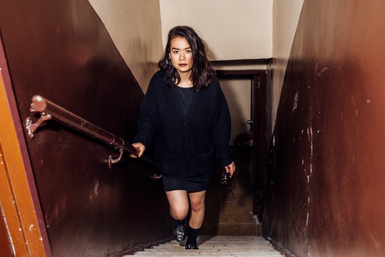 "Listen To Mitski Explain How She Made ""Your Best American Girl"" On The <i>Song Exploder</i> Podcast"
