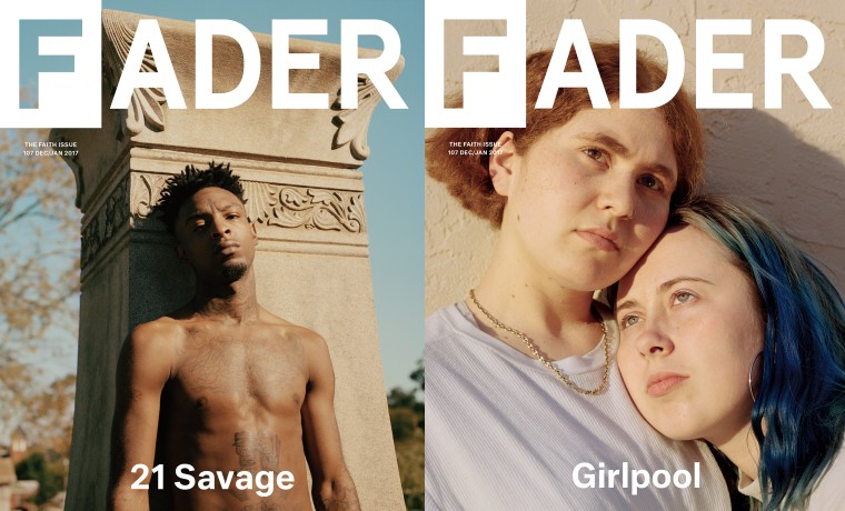 Download The FADER 107, Featuring 21 Savage And Girlpool, For Free