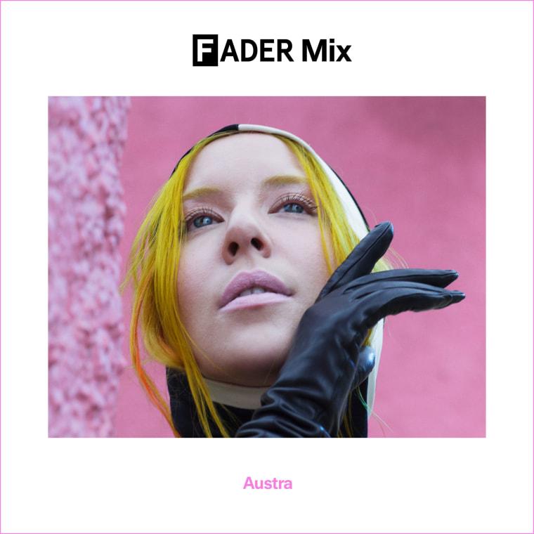 FADER Mix: Austra