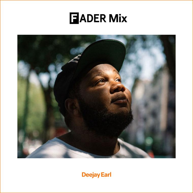 FADER Mix: Deejay Earl