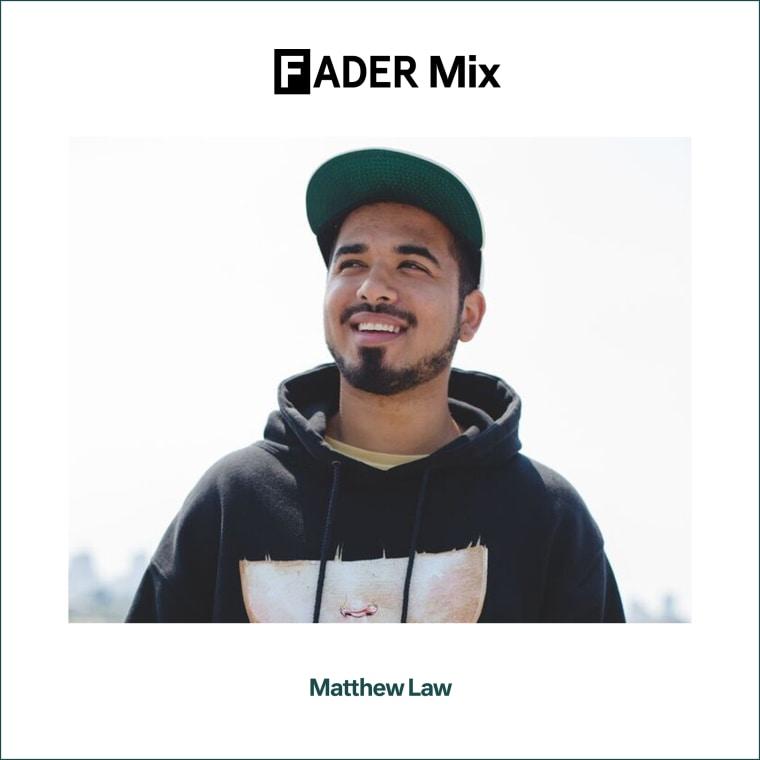 FADER Mix: Matthew Law