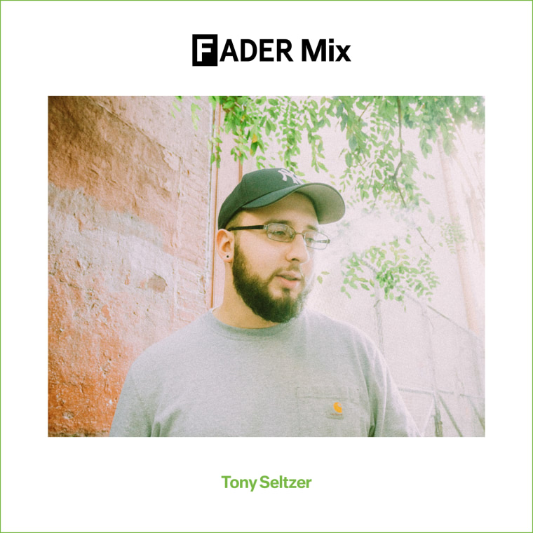 FADER Mix: Tony Seltzer
