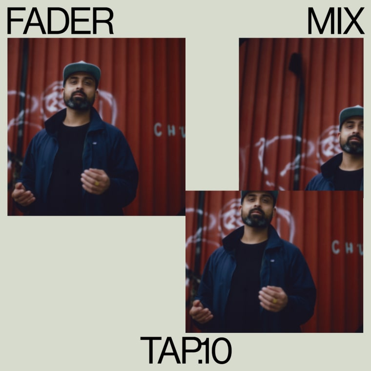 FADER Mix: TAP.10