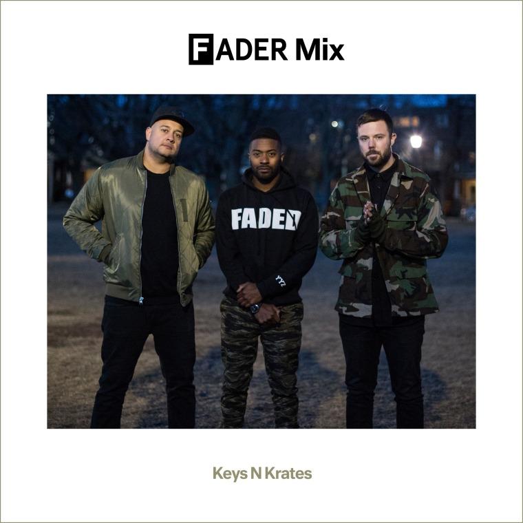 FADER Mix: Keys N Krates