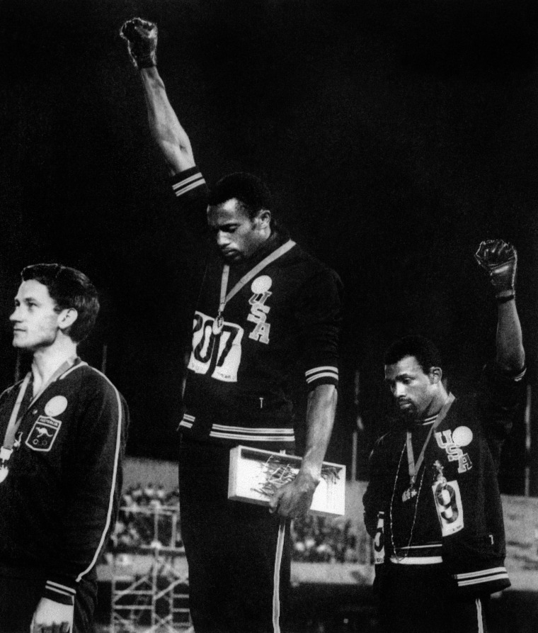 Killer Mike Sits Down With Olympic Medalist And Activist Tommie Smith
