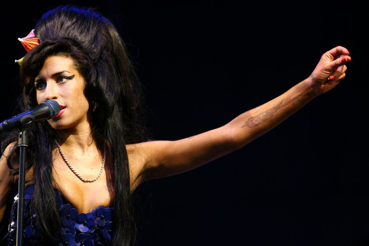 CAA Is Reportedly Developing An Amy Winehouse Biopic