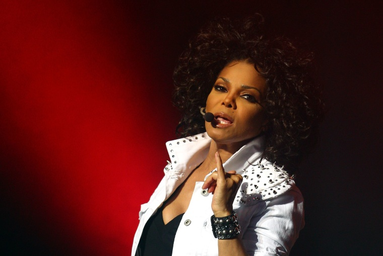 Janet Jackson Nominated For Rock And Roll Hall Of Fame