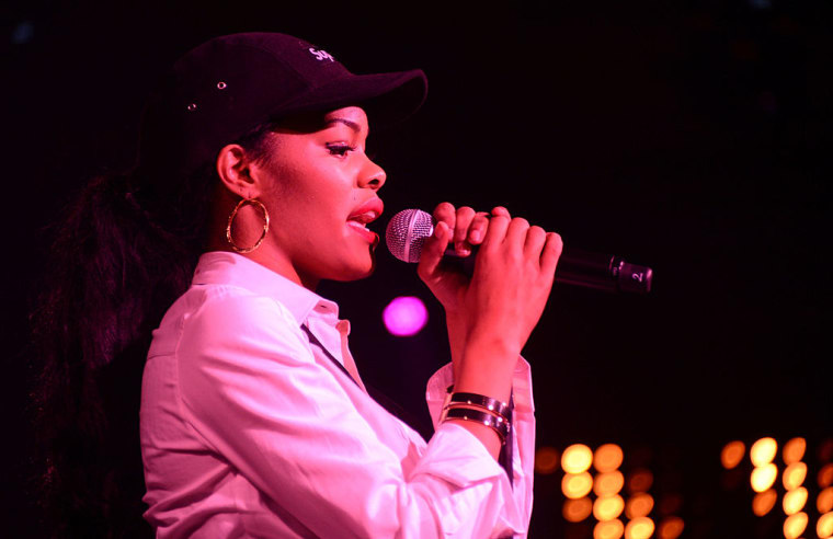 Teyana Taylor Joins VH1's <i>The Breaks</i> And <i>Hip Hop Squares</i>