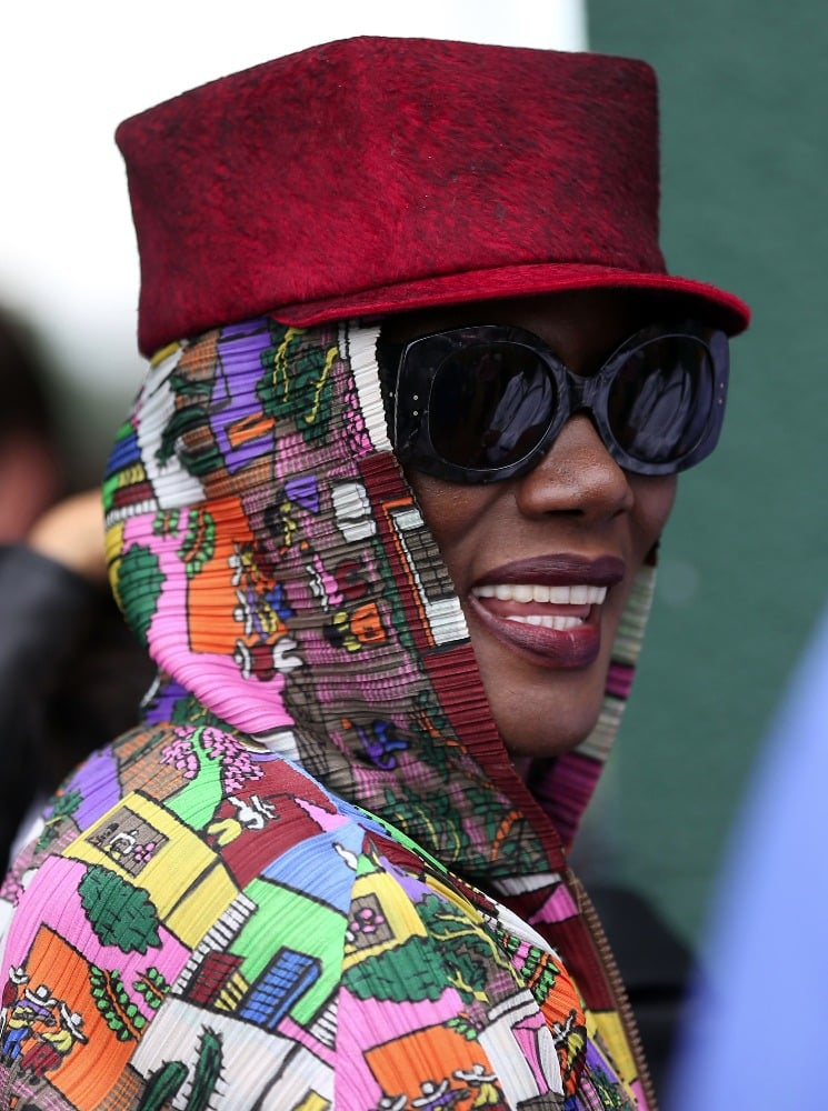 14 Reasons Grace Jones Is Cooler Than You'll Ever Be