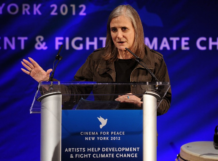 Rioting Charges Against Journalist Amy Goodman Rejected By North Dakota Judge