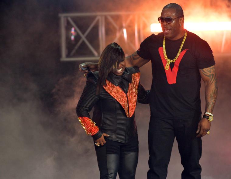 Listen to Busta Rhymes, Missy Elliott and Kelly Rowland's new single