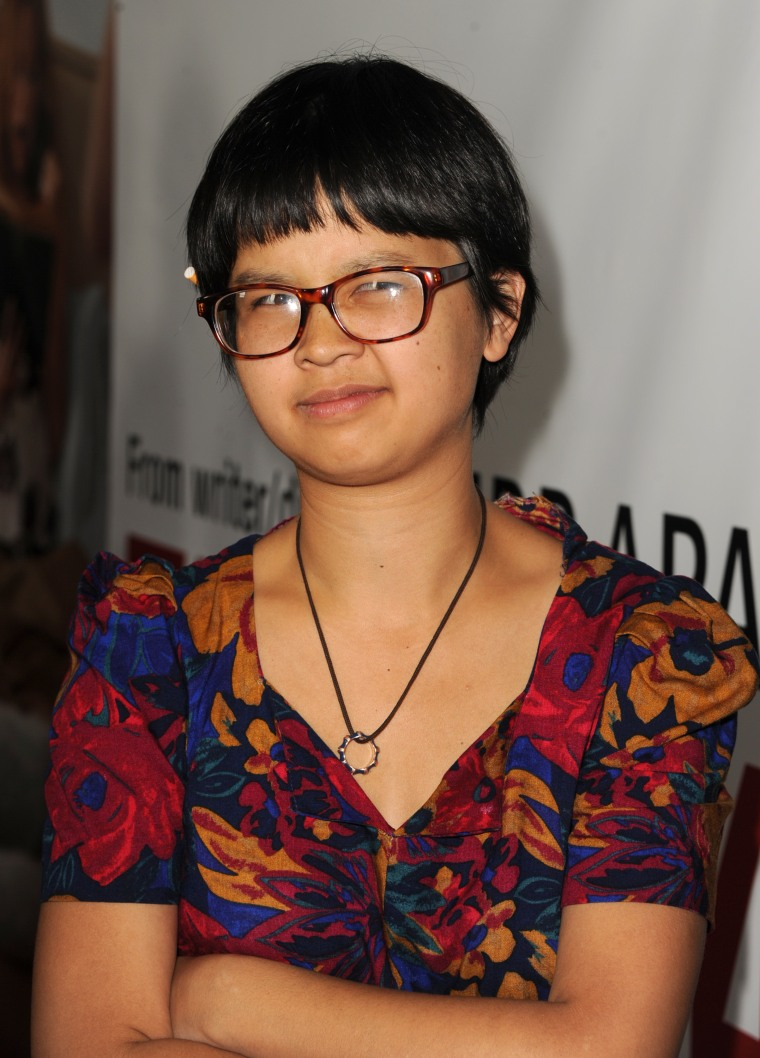 Actress Charlyne Yi accuses comedian David Cross of racism