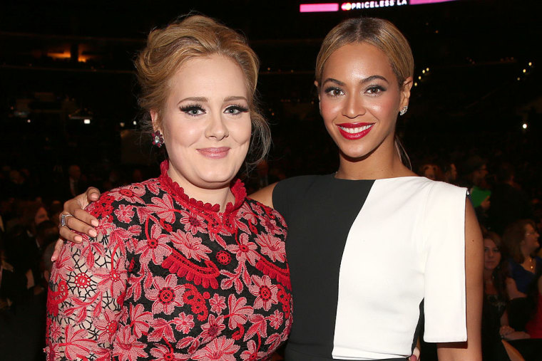 "Beyoncé Says Adele Is ""The Most Humble Human Being"" She's Ever Met"