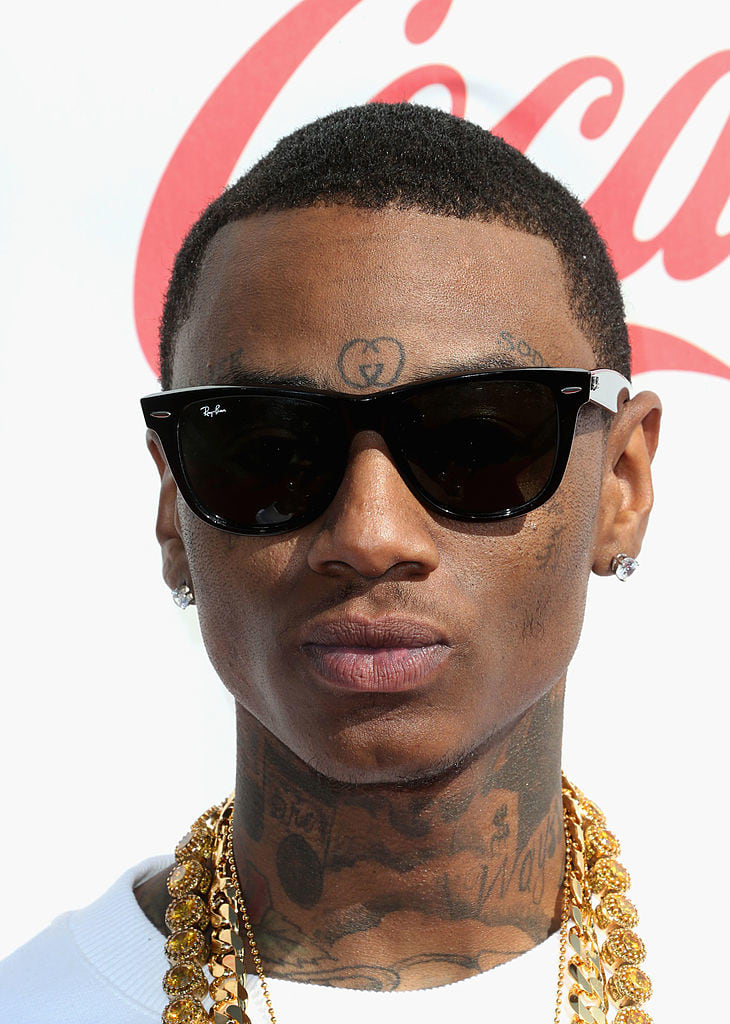 Soulja Boy Arrested For Parole Violation In Los Angeles