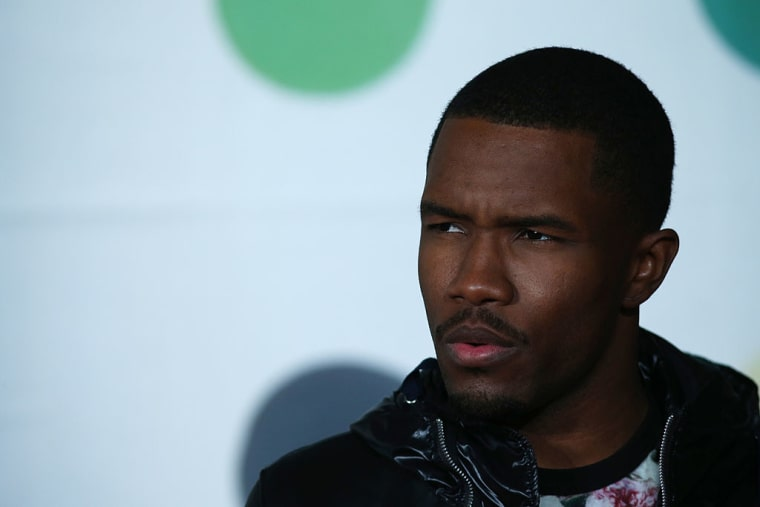 Frank Ocean Responded To His Father's $14.5m Lawsuit