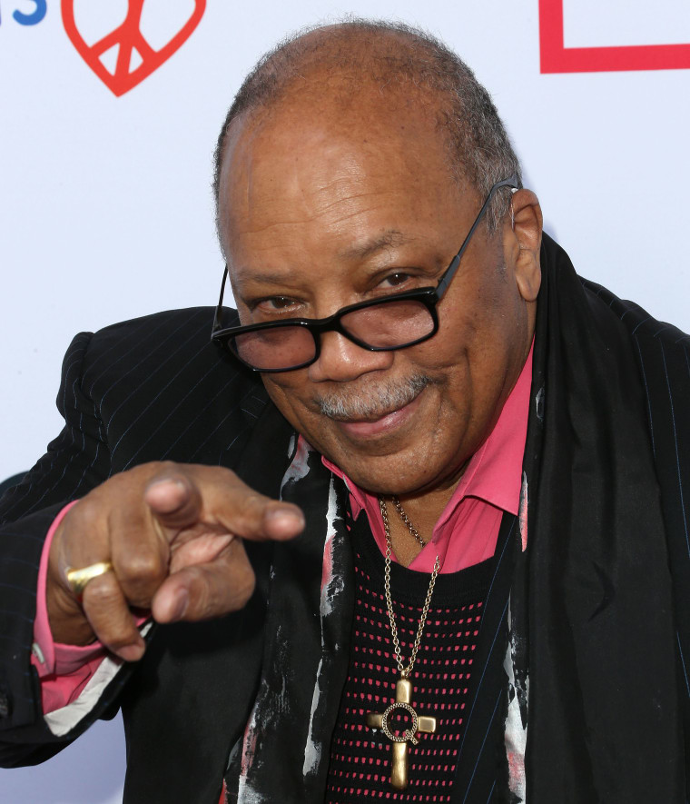 Pain Reacts To Quincy Jones' Attack Over Michael Jackson Cover