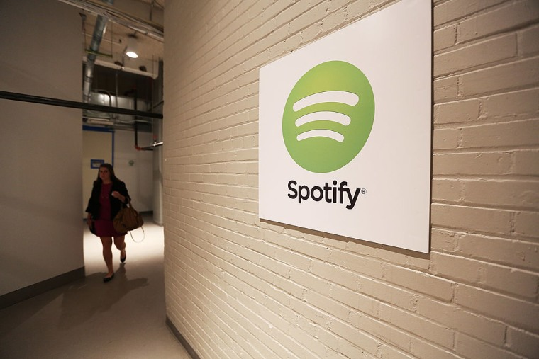 Spotify Reaches 40 Million Subscribers, Outpaces Apple Music Growth