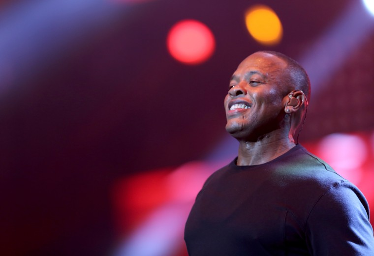 Listen To Zane Lowe And Dr. Dre Discuss <i>Compton</i>