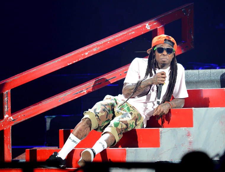 Lil Wayne Officiated A Same-Sex Marriage While In Prison