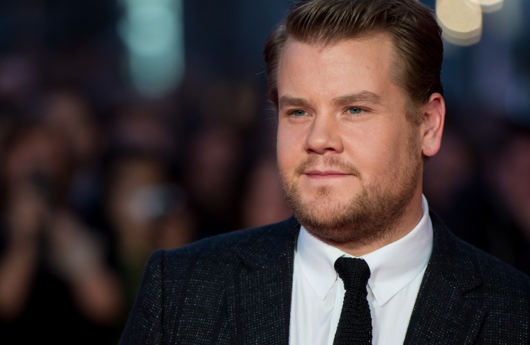James Corden Will Host The 2017 Grammy Awards