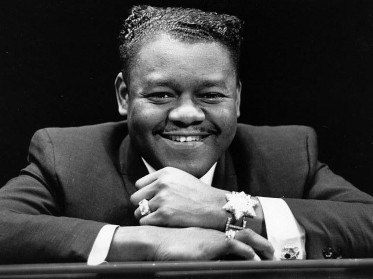 Pioneering New Orleans musician Fats Domino dead at 89