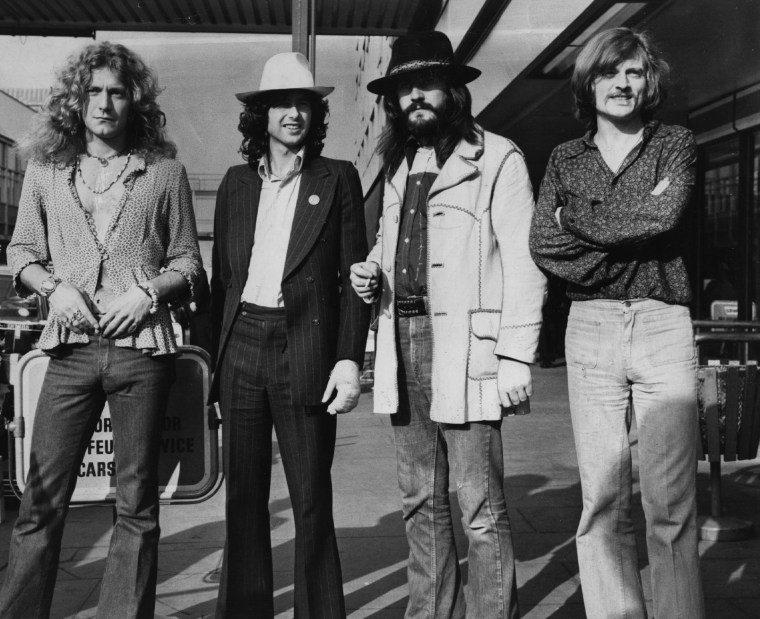 "Led Zeppelin Accused Of Copyright Infringement For ""Stairway To Heaven"""