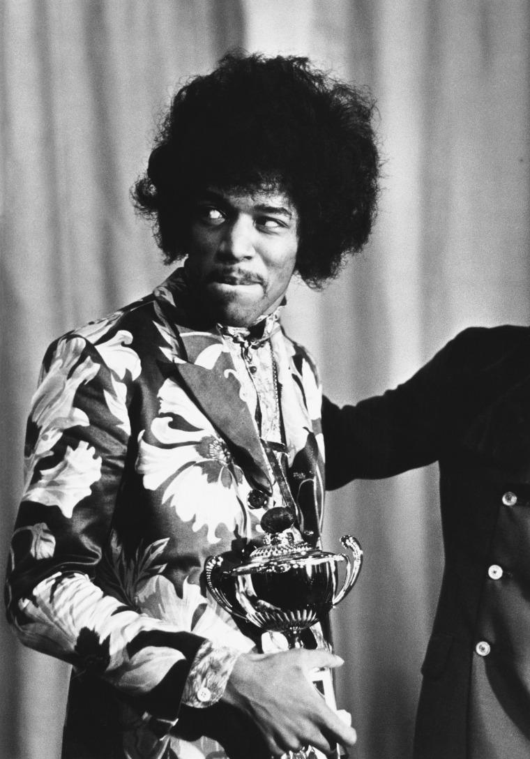 New Jimi Hendrix album features 10 unreleased songs