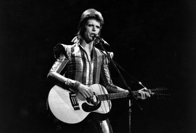Artists Everywhere Pay Tribute To David Bowie