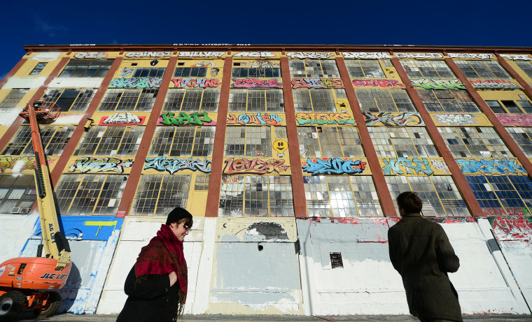 Choose awards graffiti artists $6.7mn after 'callous' landlord destroys buildings