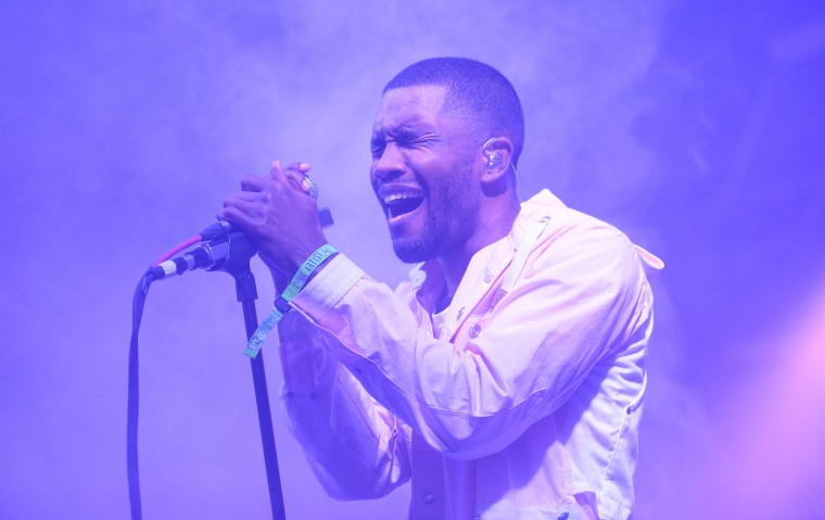 Frank Ocean Guitarist Spaceman Says The Singer Has A Lot Of Unreleased Music