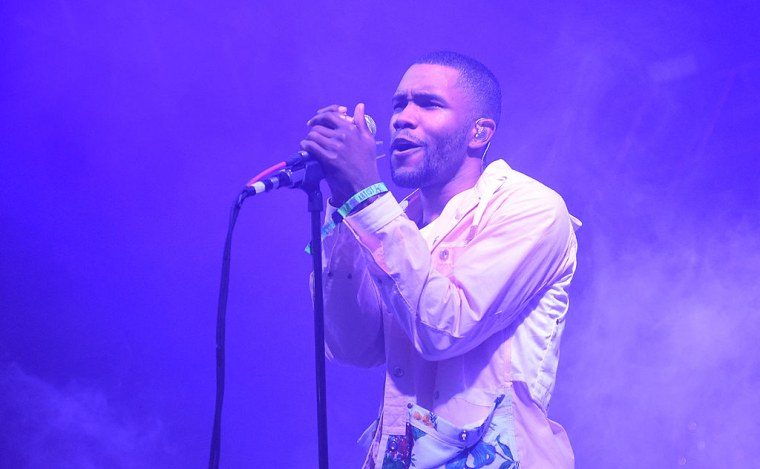 Watch Frank Ocean Perform Live For The First Time In Three Years