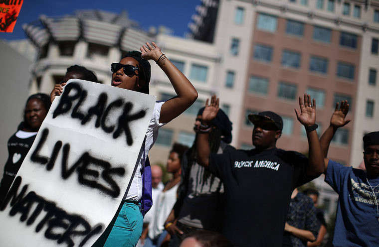 The Black Lives Matter Website Was The Target Of Over 100 Cyber Attacks In Seven Months