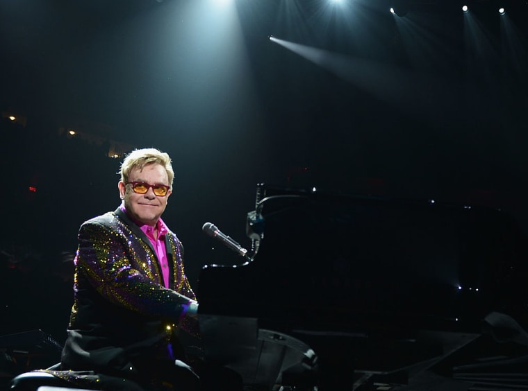 Elton John And Whitney's Julien Ehrlich Discussed The Power Of Frank Ocean's <i>Blonde</i>
