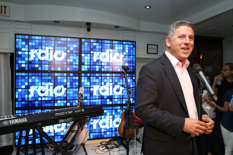 Rdio Launches New Curated Stations