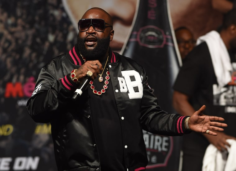 Rick Ross Arrested For Reportedly Pistol Whipping His Contractor