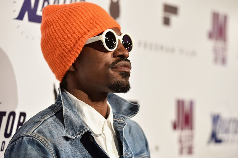 """Frank Ocean On André 3000: """"You're Not Top 5 Because You're No. 1"""""""