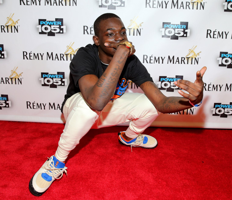 Bobby Shmurda Faces Prison Shank Charge