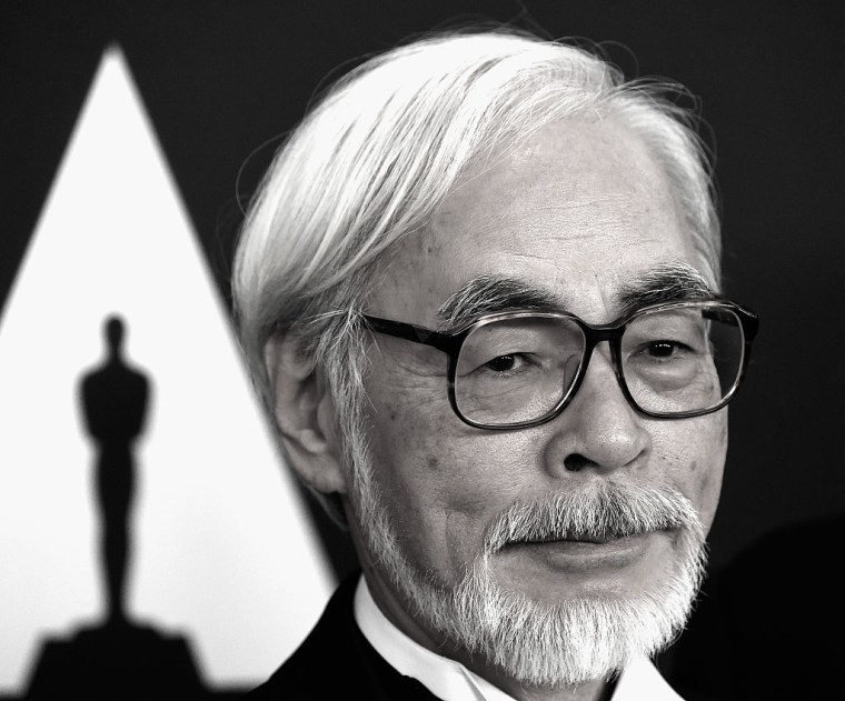 Hayao Miyazaki Says He's Coming Out Of Retirement For One More Film