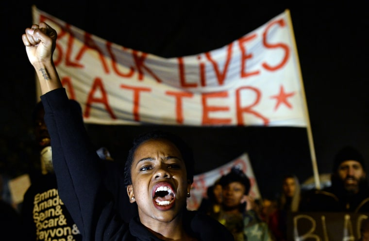 How The Black Lives Matter Movement Plans To Move Forward