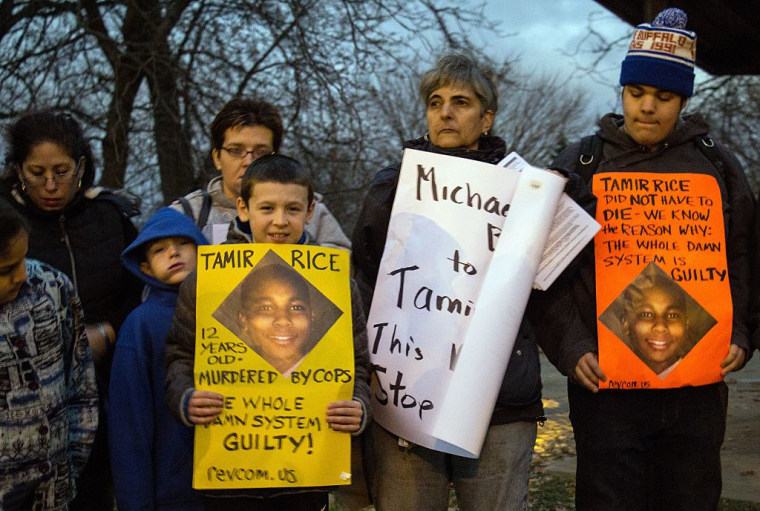 The Cleveland Police Department Fired The Officer Who Killed Tamir Rice For Lying On His Job Application