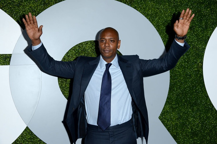 Everyone Is Really Excited About Dave Chappelle Hosting <i>Saturday Night Live</i>